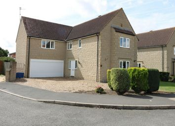 Thumbnail 4 bed detached house for sale in The Willows, Crowland, Peterborough, Lincolnshire