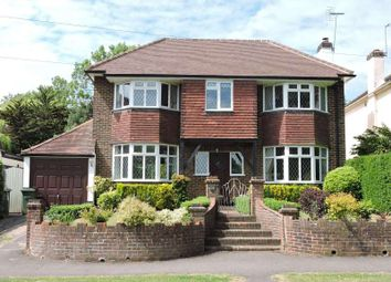 Thumbnail 4 bed detached house for sale in The Street, Fetcham, Fetcham