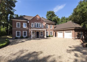 Thumbnail 6 bed detached house for sale in Crooksbury Road, Farnham, Surrey