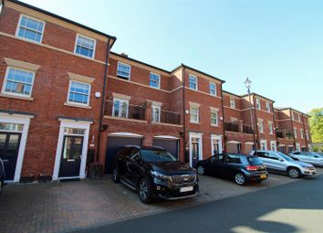 Thumbnail 4 bed town house for sale in Cadman Place, The Old Meadow, Shrewsbury