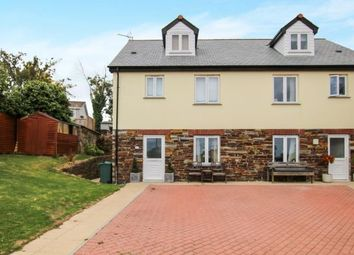 Thumbnail 4 bed semi-detached house for sale in Brockstone Road, St Austell, Cornwall