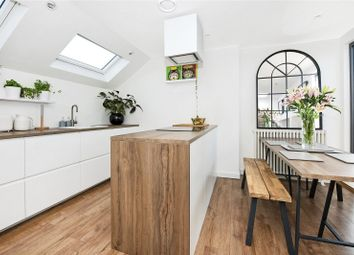 Thumbnail 3 bedroom flat for sale in Borland Road, Nunhead, London