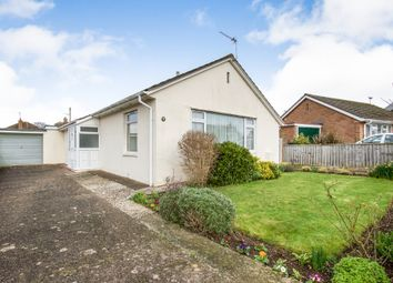Thumbnail 2 bedroom detached bungalow for sale in Keverel Road, Exmouth, Exmouth