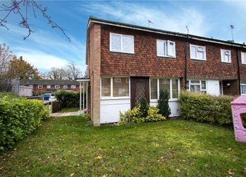 Thumbnail 3 bedroom end terrace house for sale in Grove Hill, Emmer Green, Reading