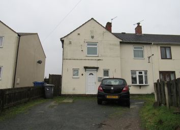 Thumbnail 3 bedroom end terrace house for sale in Junction Road, Rossington