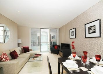 Thumbnail 2 bed flat to rent in Burnelli Building, Chelsea Bridge Wharf, London