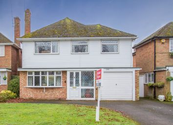 Thumbnail 4 bed detached house for sale in Main Road, Meriden, Coventry