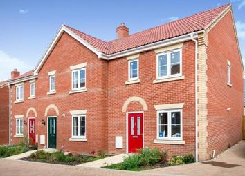 Thumbnail 3 bed terraced house for sale in Off Richmond Road, Downham Market, Norfolk