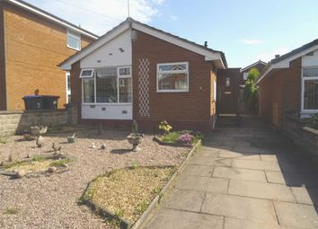 Thumbnail 2 bed detached bungalow for sale in Blithfield Close, Werrington, Stoke On Trent