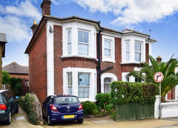 Thumbnail 4 bed semi-detached house for sale in Station Avenue, Sandown, Isle Of Wight