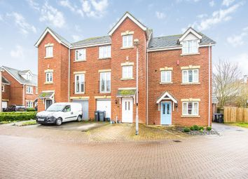 Thumbnail 4 bed town house for sale in Andover Road, Ludgershall, Andover