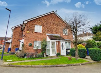 Thumbnail 1 bed end terrace house for sale in Rufford Close, Kenton, Harrow