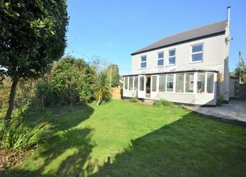 Thumbnail 6 bed detached house for sale in Mylor Bridge, Falmouth, Cornwall