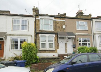Thumbnail 2 bed terraced house for sale in Brunswick Crescent, London