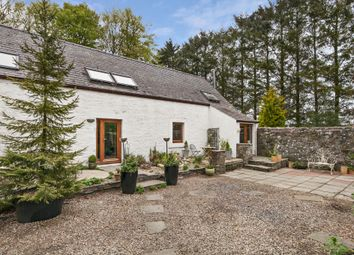 Thumbnail 3 bed detached house for sale in Stockmuir, Abernyte, Perthshire