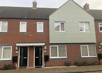 Thumbnail 2 bed terraced house for sale in Queensbridge, Burton-On-Trent, Staffordshire