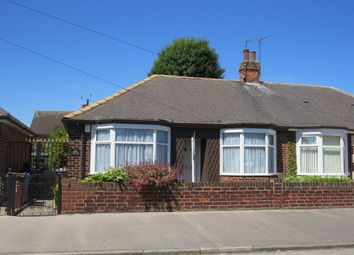 Thumbnail 2 bedroom semi-detached bungalow for sale in Telford Street, Hull