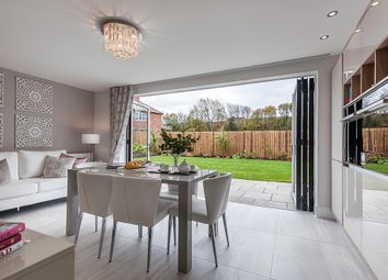 "Thumbnail 4 bedroom detached house for sale in ""The Norbury"" at Station Road, Kenton Bank Foot, Newcastle Upon Tyne"