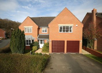 Thumbnail 5 bedroom detached house for sale in Calder Close, Muxton, Telford