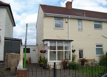 Thumbnail 3 bed semi-detached house for sale in Harnham Avenue, North Shields