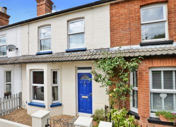 Thumbnail 2 bed terraced house for sale in New Road, Tongham, Farnham, Surrey