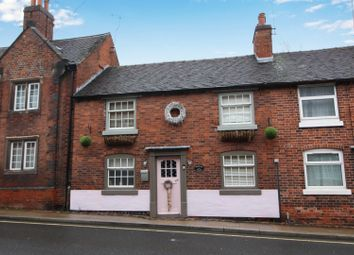 Thumbnail 2 bed cottage for sale in Carter Street, Uttoxeter, Staffordshire