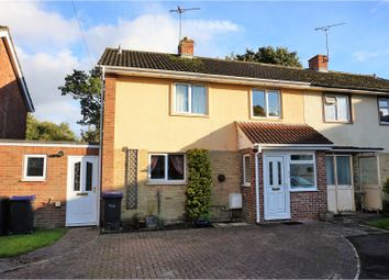 Thumbnail 3 bed semi-detached house for sale in Moonrakers Estate, Devizes