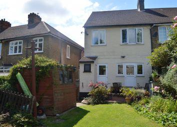 Thumbnail 3 bed semi-detached house for sale in Gubbins Lane, Harold Wood, Romford