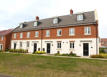 Thumbnail 4 bed terraced house to rent in Triumph Court, The Hampdens