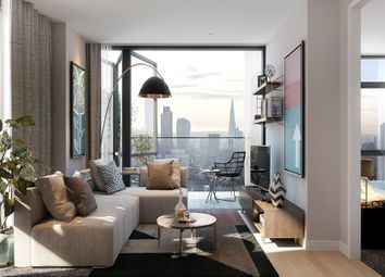 Thumbnail 2 bed flat for sale in The Atlas, City Road, London