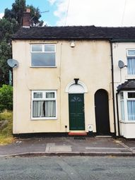 Thumbnail 2 bed end terrace house for sale in Brindley Street, Newcastle-Under-Lyme