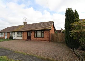 Thumbnail 2 bed semi-detached bungalow for sale in Theobald Close, Needham Market, Ipswich