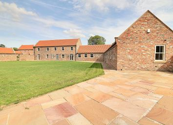 Thumbnail 5 bedroom cottage for sale in Tetley, Crowle, Scunthorpe