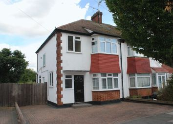 Thumbnail 3 bed semi-detached house to rent in Flemming Crescent, Leigh-On-Sea