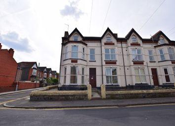 Thumbnail 2 bedroom flat for sale in Grange Road West, Prenton