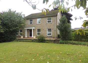 Thumbnail 4 bedroom detached house to rent in The Firs, Downham Market