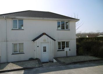 Thumbnail 2 bed flat to rent in Bownder Vean, St. Austell