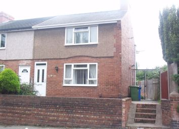 Thumbnail 3 bed semi-detached house to rent in Butt Lane, Mansfield Woodhouse, Mansfield, Nottinghamshire