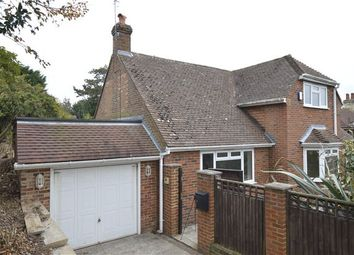 Thumbnail 4 bed detached house for sale in St. Helens Park Road, Hastings