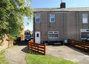 Thumbnail 3 bed end terrace house to rent in Back Mowbray Terrace, Choppington