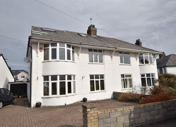 Thumbnail 4 bed semi-detached house for sale in Trem Y Don, Barry