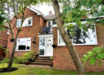 Thumbnail 4 bed detached house for sale in Pear Tree Lane, Newbury