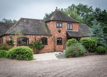 Thumbnail 3 bed barn conversion for sale in Icknield Street, Beoley, Redditch
