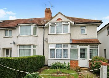 Thumbnail 3 bed end terrace house for sale in Braund Avenue, Greenford