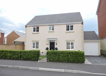 Thumbnail 4 bedroom detached house for sale in Six Mills Avenue, Gorseinon, Swansea