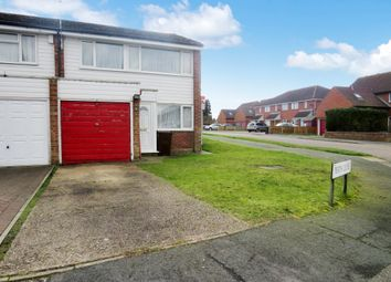 Thumbnail End terrace house for sale in Perth Close, Colchester