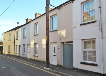 Thumbnail 3 bed terraced house for sale in Chapel Street, Tiverton, Devon