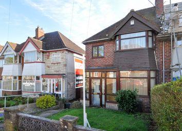 Thumbnail 3 bedroom semi-detached house for sale in Farren Road, Northfield, Birmingham