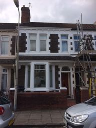 Thumbnail 2 bedroom terraced house to rent in Cathays, Cardiff