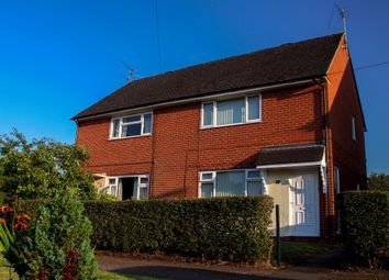 Thumbnail 2 bed semi-detached house to rent in Rodger Avenue, Betley, Crewe
